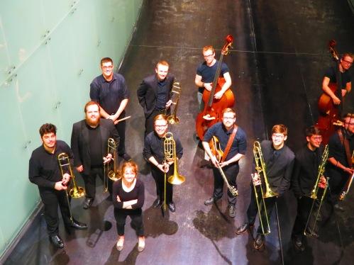 EIU Jazz Trombone Ensemble IMG_5430